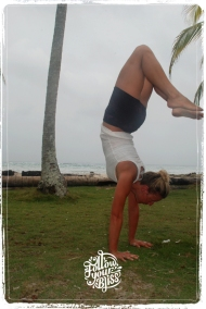 Follow your Bliss - headstand